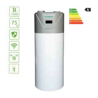 High Efficiency Residential Heat Pump Water Heater