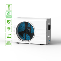 Eco Friendly Above Ground Outdoor Swimming Pool Heat Pump