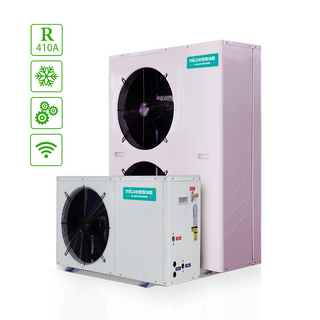 High Temperature Residential Domestic Hot Water Heat Pump