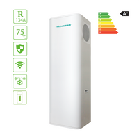 Domestic Monoblock Durable Heat Pump Water Heater