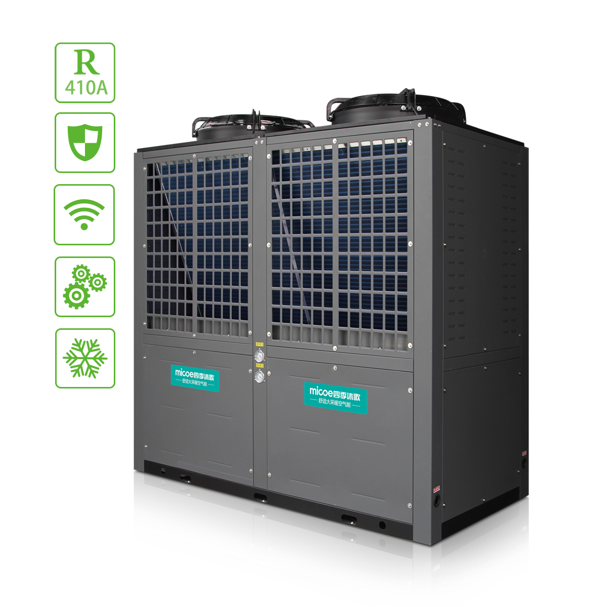 Commercial Type Swimming Pool Heat Pump