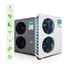 Ce Approved Hot Water Industrial Space Heating Heat Pump