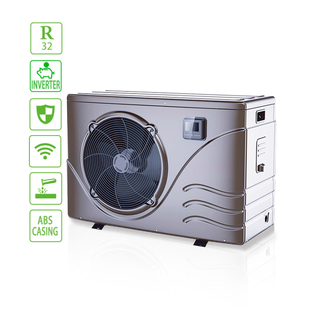 Low Energy Consumption Durable Inverter Swimming Pool Heat Pump